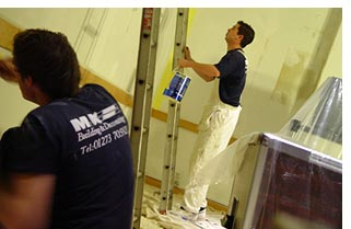 Plastering Company West Sussex